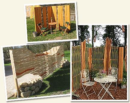 trennwand garten holz – flipnation – sirube, Garten und bauen